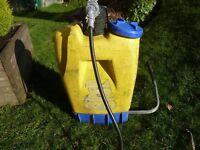 Cooper Pegler Backpack sprayer Spares or Repair