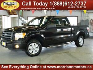 2010 Ford F-150 STX Extended Cab V8 LOW LOW km's!!