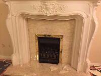 Gas Fireplace in Blackburn Lancashire