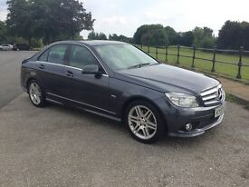 Mercedes-Benz C Class 1.6 C180 BlueEFFICIENCY Kompressor Sport 4dr