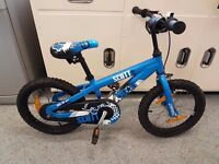 Scott Voltage JR 16 Inch boys bike