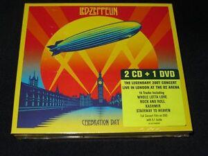 LED ZEPPELIN - CELEBRATION DAY : 2CD +1 DVD EDITION by Led Zeppelin