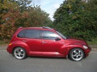 ONLY 1 OWNER FROM NEW CHRYSLER PT CRUISER TOURING FULL SERVICE HISTORY