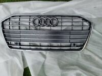 A6 front grill