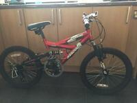 Childs mountain bike very good condition!