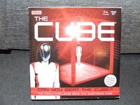 THE ELECTRONIC CUBE GAME - IDEAL - NEVER BEEN OPENED - **EXCELLENT CONDITION**