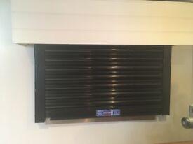 roller shutter hatch for pub, restaurant,cafe etc.