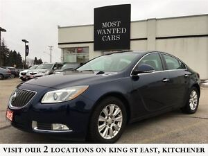 2012 Buick Regal CX-L | H/K SOUND | LEATHER | XENON