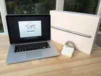 "Apple MacBook Pro 15.4"" Early-2013 2.4GHz i7 Quad Core 8GB RAM ME664B/A"