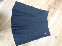 Grey School culottes size 14yrs