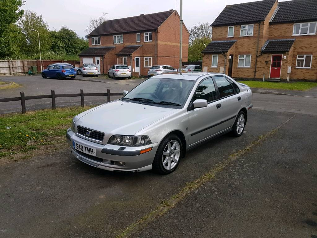 Volvo S40 T4 Sport In Leicester Leicestershire Gumtree
