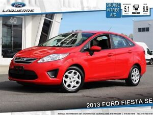 2013 Ford Fiesta SE**BLUETOOTH*CRUISE*A/C*
