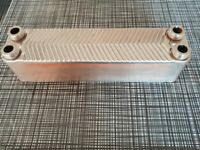 Gledhill PulsaCoil Stainless PCS Plate Heat Exchanger GT017