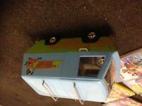 Used, Scooby Doo campervan for sale  Aberdeen