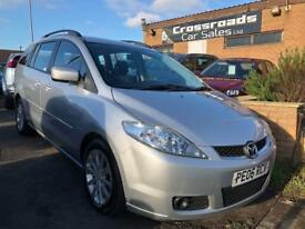 Mazda 5 TS 1.8 Petrol **30 DAY ENGINE AND GEARBOX WARRANTY**