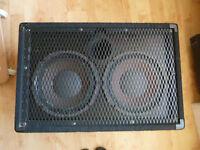 Peavey 210 TX Bass speaker cab