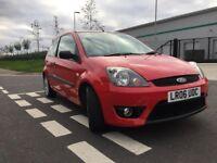 Ford Fiesta zetec s 64000 miles