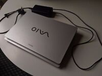 Sony VAIO Multimedia/Gaming laptop PC [few keys not reliable]