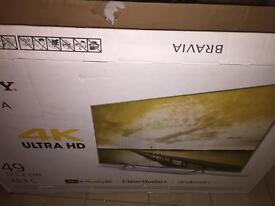 """Sony 49x8305 49"""" 4k"""