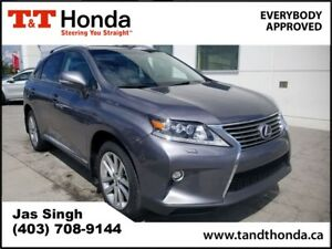 2015 Lexus RX 450H *Local Car, Rear Camera, Bluetooth *