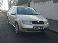 SKODA FABIA 1,9 TDI EXCELLENT RUNNER, TIMING BELT WAS CHANGED! GOOD RELIABLE CAR!!!