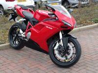 Ducati 848 Superbike 2009 (Red)