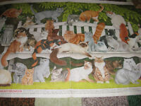 PEDIGREE CATS POSTER