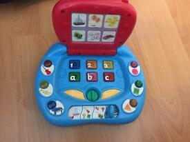 Early learning centre children's laptop