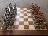 Chess set The Chessmen