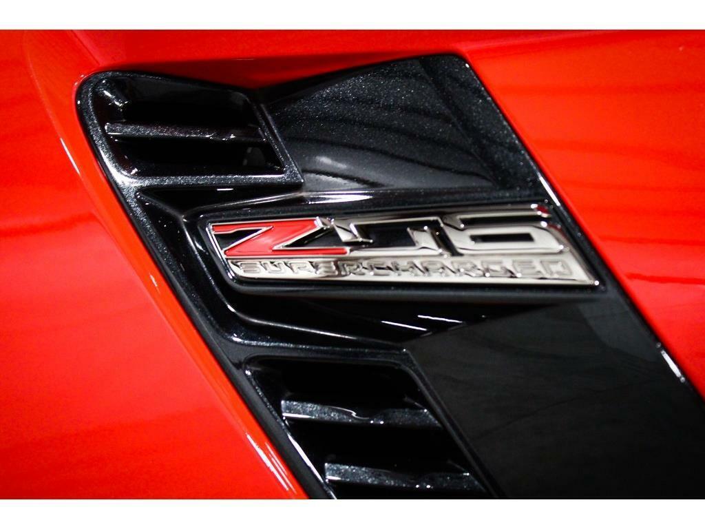 2015 Red Chevrolet Corvette   | C7 Corvette Photo 10