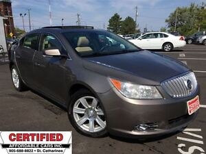 2010 Buick LaCrosse CXL ** HTD SEATS, BLUETOOTH, CLIMATE **