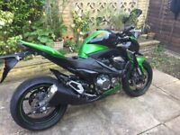 Kawasaki z800 - 2014 (64) One Owner - Mint Condition - Green & Black - Who Sees Will Buy