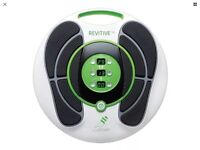 Revitive ix. Foot massager and circulation booster. Includes 10 electrode pads