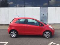 TOYOTA YARIS 1.4 T3 D4D DIESEL £30 YEAR TAX FULL SERVICE HISTORY LOW MILES CHEAP QUICK SALE BARGAIN
