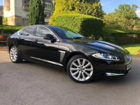 2012 Jaguar XF Premium Luxury D Auto 2.2 Diesel