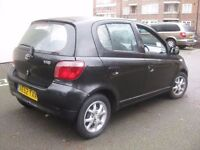 TOYOTA YARIS 1.0 CC *** IDEAL FOR NEW DRIVERS *** £950 ONLY *** 5 DOOR HATCHBACK