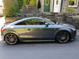 2012 Audi TT Black Edition one owner Audi S/H