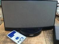Bose Sound Dock portable speaker