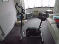 Lynx Lifestyler fitness bike - with computer
