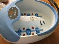 Feet spa massager in very good condition