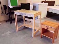 Desk / garage bench