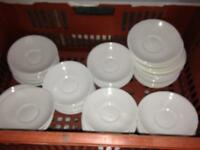 Joblot - 80 new cups with saucers