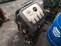 VW 2.0 TDI BKD ENGINE COMPLETE