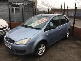 Ford C-Max 1.6 Zetec *** LOW MILEAGE ***