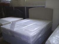 SINGLE DEEP QUILTED 13.5G MATTRESS NEW IN PACKAGING - can deliver
