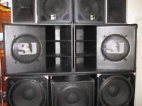 Scoop Bass Speaker