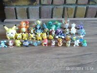 A collection of Pokemon Tommy Figures 1st Generation, selling single figures for:
