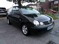 VW Polo 1.2 petrol,5 speed manual