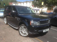 Land Rover RANGE ROVER SPORT, Fully loaded, 2 owners, FSH, Long MOT, 2 keys