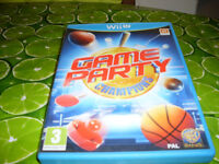 Wii u Game Party game